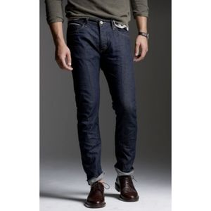 J Crew 484 Slim Fit Jeans Dark Wash 30 x 32